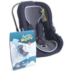 Aerosleep – Vložka do autosedačky 0-13 kg AeroMoov – antracit