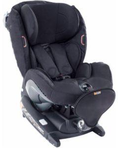 BESAFE Autosedačka iZi Combi ISOFix X4 (0-18 kg) Black Cab 64 – černá klasik 2018