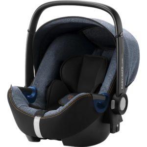 BRITAX RÖMER Autosedačka Baby-Safe 2 i-Size (0-13 kg) - Blue Marble