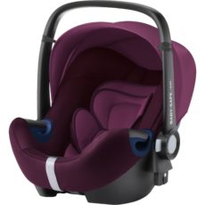 BRITAX RÖMER Autosedačka Baby-Safe 2 i-Size (0-13 kg) – Burgundy Red