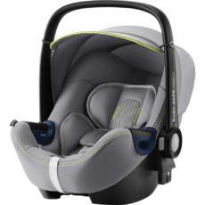 BRITAX RÖMER Autosedačka Baby-Safe 2 i-Size (0-13 kg) Cool Flow – Silver