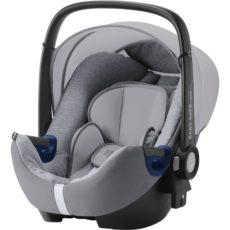 BRITAX RÖMER Autosedačka Baby-Safe 2 i-Size (0-13 kg) – Grey Marble