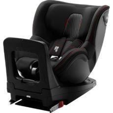 BRITAX RÖMER Autosedačka Dualfix M i-Size (3 m – 18 kg) Cool Flow – Black