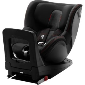 BRITAX RÖMER Autosedačka Dualfix M i-Size (3 m - 18 kg) Cool Flow - Black