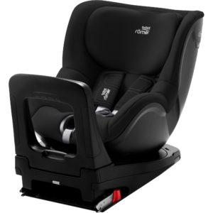 BRITAX RÖMER Autosedačka Dualfix M i-Size (9-18 kg) - Black Ash