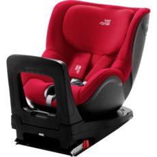 BRITAX RÖMER Autosedačka Dualfix M i-Size (9-18 kg) – Fire Red