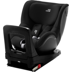 BRITAX RÖMER Autosedačka Dualfix i-Size (0-18 kg) - Cosmos Black