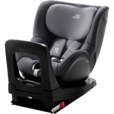 BRITAX RÖMER Autosedačka Dualfix i-Size (0-18 kg) – Storm Grey