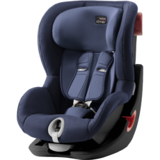 BRITAX RÖMER Autosedačka King II Black (9-18 kg) – Moonlight Blue 2018