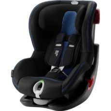 BRITAX RÖMER Autosedačka King II LS Black (9-18 kg) Cool Flow – Blue