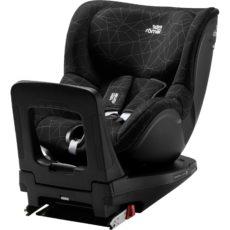 BRITAX RÖMER Autosedačka Swingfix M i-Size (9-18 kg) – Crystal Black
