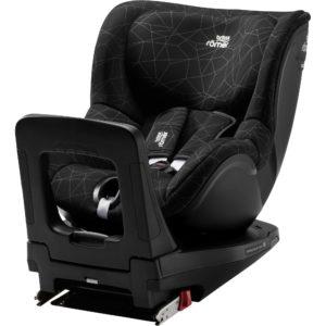 BRITAX RÖMER Autosedačka Swingfix M i-Size (9-18 kg) - Crystal Black