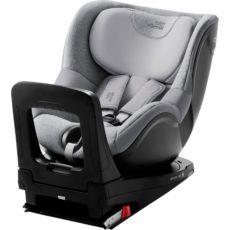BRITAX RÖMER Autosedačka Swingfix i-Size (0-18 kg) – Grey Marble