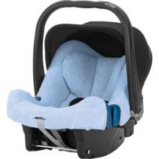 BRITAX RÖMER Letní potah Baby-Safe Plus/II/SHR II, Blue 2018