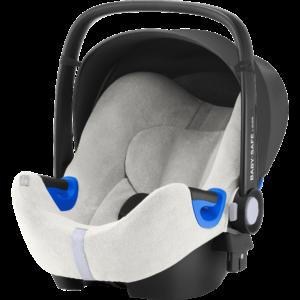 BRITAX RÖMER - Letní potah Baby-Safe i-Size - Off-White