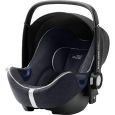 BRITAX RÖMER – Potah Comfort Baby-Safe 2 i-Size, Dark Grey