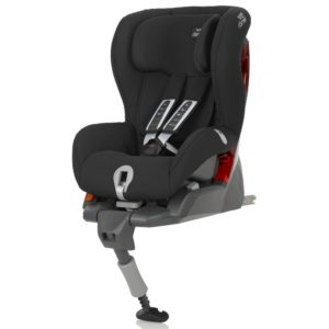 BRITAX RÖMER Safefix plus autosedačka 9 - 18 kg (Isofix) Cosmos Black 2017