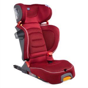 CHICCO Autosedačka Fold&Go i-Size - Red Passion