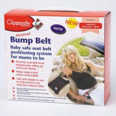 CLIPPASAFE – Bezpečnostní pás do auta pro těhotné
