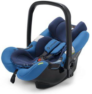 CONCORD Autosedačka Air.Safe + Clip Snorkel Blue 0 - 13 kg 2018