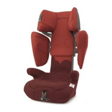 CONCORD Autosedačka Transformer TECH Autumn Red 15-36 kg