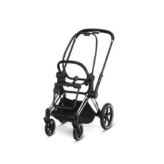 CYBEX Podvozek Priam + Seat 2019 Chrome Black