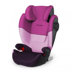 CYBEX Solution M-fix 2019 Purple Rain