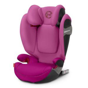 CYBEX Solution S-fix 2020 Fancy Pink