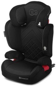 KINDERKRAFT Autosedačka XPAND Isofix Black 15-36 kg