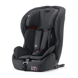 KINDERKRAFT Safety-Fix (9-36 kg) Isofix Autosedačka – Black