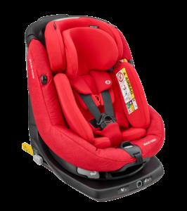MAXI-COSI Autosedačka AxissFix Plus (0-18 kg) - Nomad red 2019