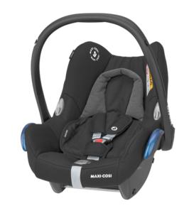 MAXI-COSI CabrioFix (0-13 kg) Essencial Black 2020 – autosedačka