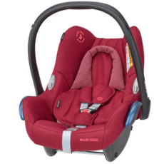 MAXI-COSI CabrioFix (0-13 kg) Essencial Red 2020 – autosedačka