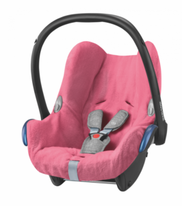 MAXI-COSI - CabrioFix letní potah Pink