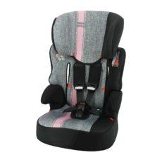 NANIA Autosedačka Beline First Linea Grey Pink 9-36 kg 2020