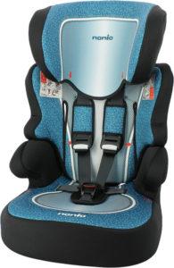 NANIA Beline SP Autosedačka (9-36 kg) - Skyline Blue