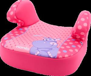 NANIA Podsedák Dream+ (15-36 kg) - Hippo