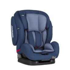 PETITE&MARS Autosedačka Prime II (9-36 kg) – Isofix Blue 2018