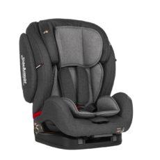 PETITE&MARS Autosedačka Prime II (9-36 kg) – Isofix Grey 2018