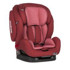PETITE&MARS Autosedačka Prime II (9-36 kg) – Isofix Red 2018