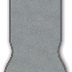 PETITE&MARS Vložka do autosedačky 3D Aero sv.šedá 15-36 kg