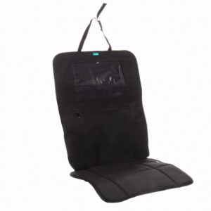 ZOPA - Ochrana sedadla pod autosedačku s kapsou na tablet